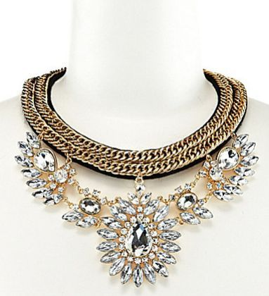 15 Stunning Statement Necklaces for NYE and Beyond