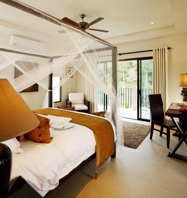 Transforming your Bedroom Using Luxury Canopy Beds Balconies