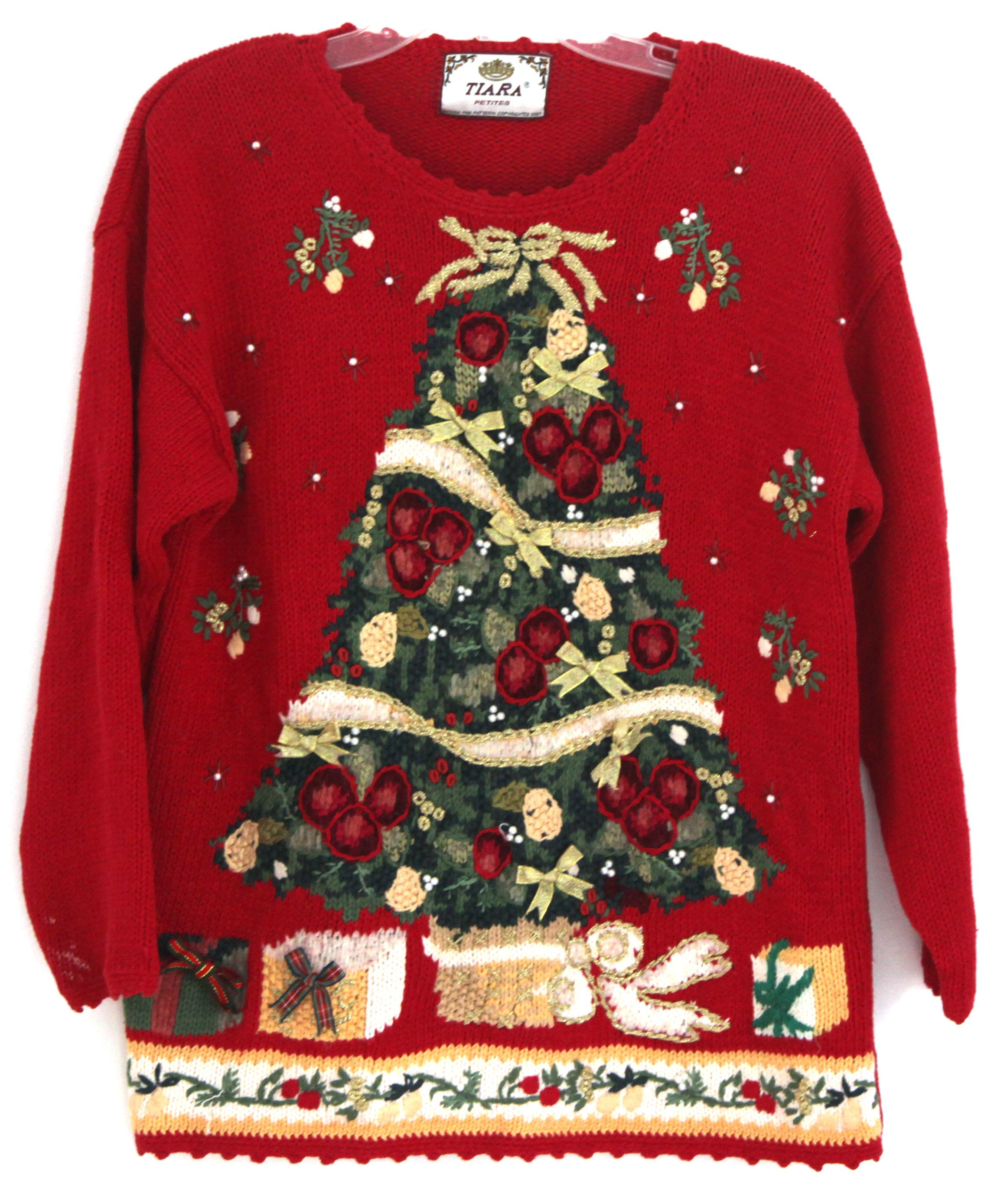 Pin On Vintage Christmas Sweaters
