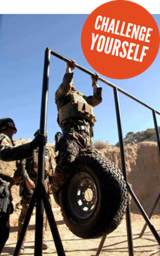 pull up marine with weights fitness is a choice pinterest