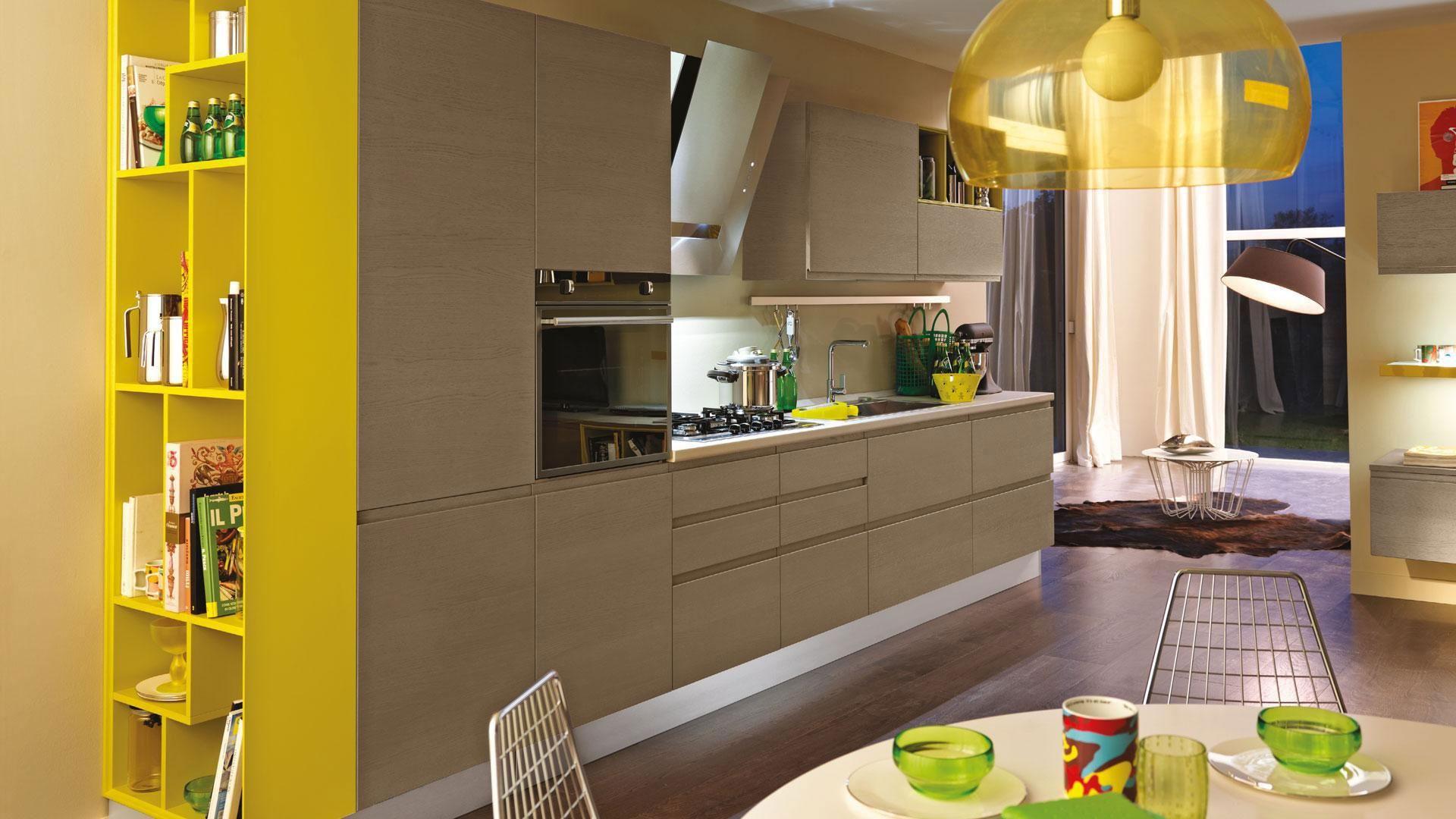 Linda - Cucine Lube | bucatarie | Pinterest