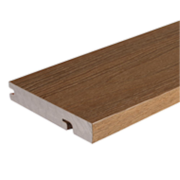 Best Ultrashield Bullnose Composite Decking Boards 2200Mm In 640 x 480