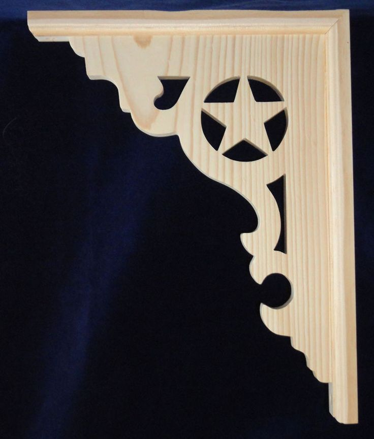 L Amp G 39 S Victorian Gingerbread Fretwork Star Porch Trim Corner Porch Trim Wooden Corbels Free Stencils Printables