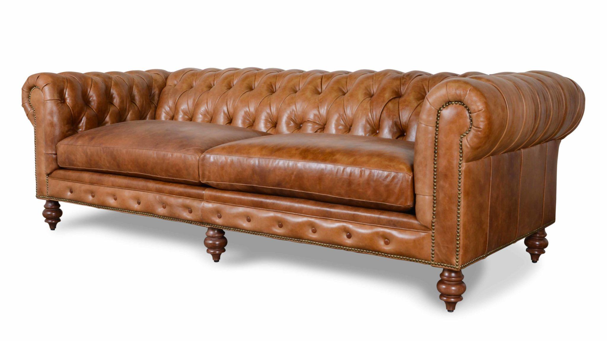 $4500? estimate COCOCOHome | Classic Chesterfield Leather ...