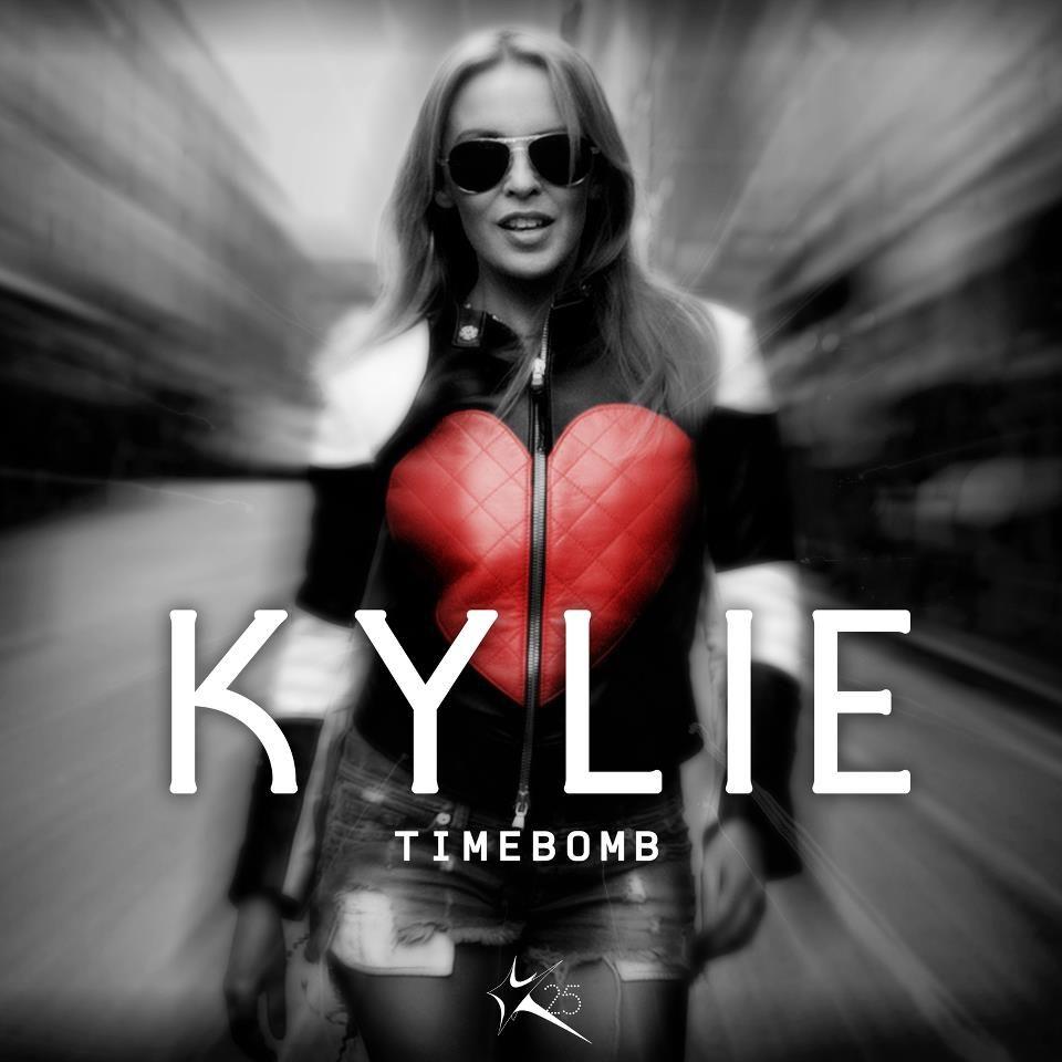 Kylie Minogue, Timebomb