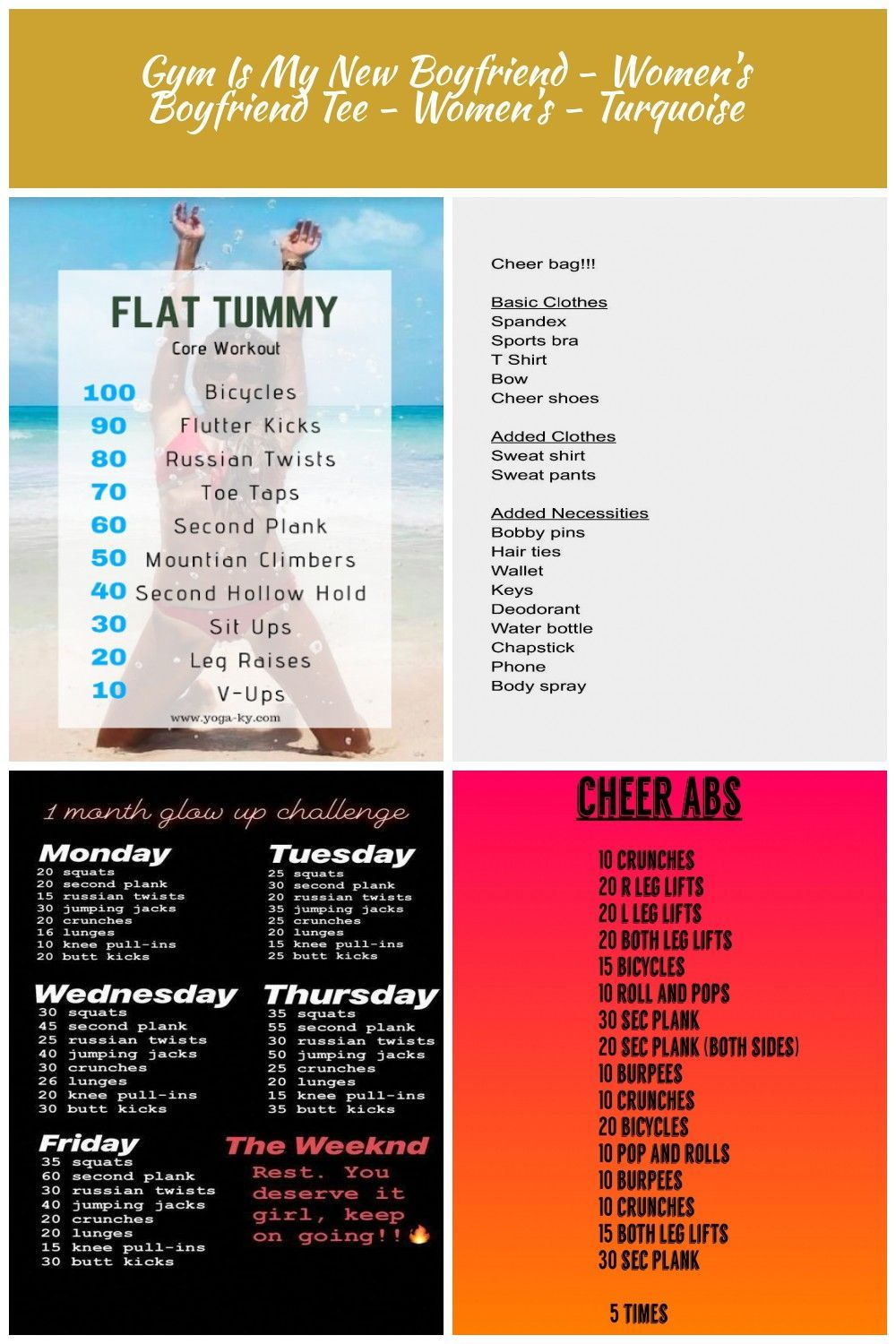 Core workouts for that flat tummy! #workout #tummy #abs cheer Workouts #cheerworkouts Core workouts for that flat tummy! #workout #tummy #abs cheer Workouts #cheerworkouts