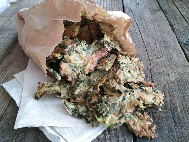 a kelkáposzta chips jó a fogyáshoz