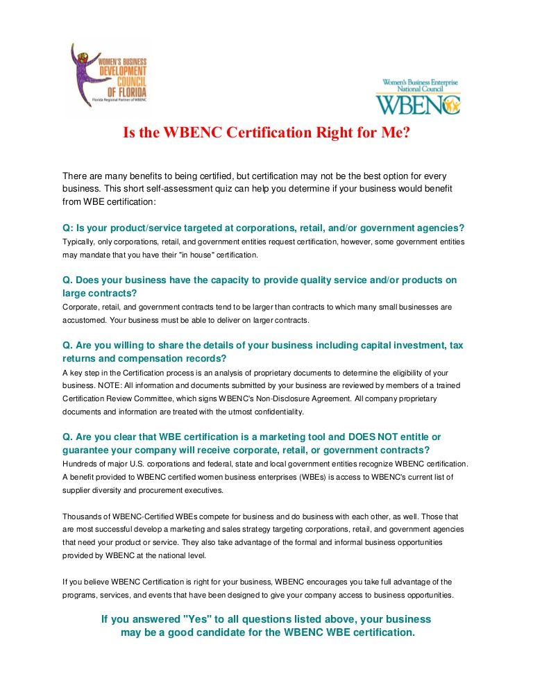 Is the wbenc certification right for me | Just for you | Pinterest