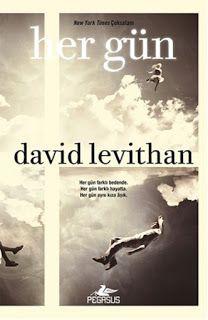 Beyda'nın Kitaplığı: David Levithan  - Her gün