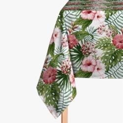 Serweta Dekoracyjna Morena Malwa 85x85cm Obrus Kwiaty Ogrod Tropical Garden Table Stol Floral Tie Floral Fashion