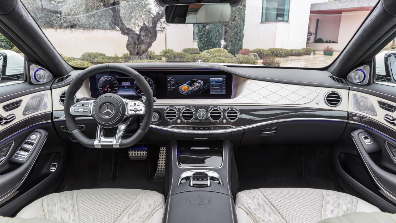 The New Mercedes Amg S 65 And S 63 4matic S Izobrazheniyami