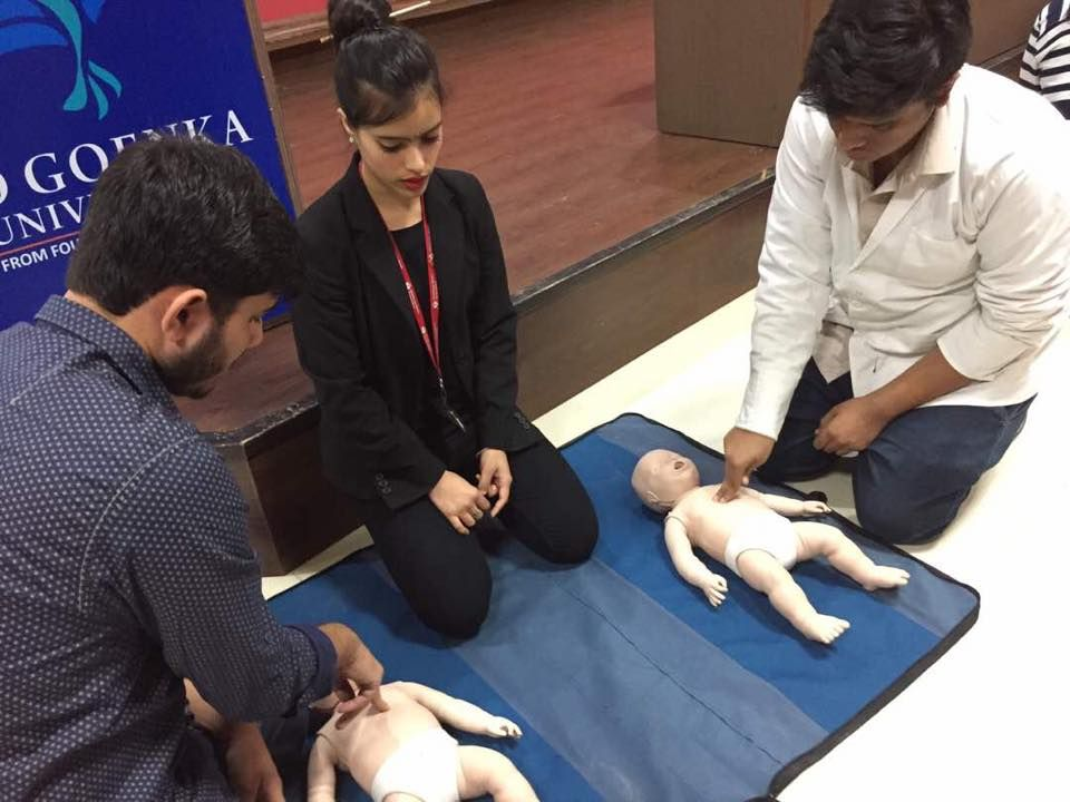 Among the top physiotherapy colleges in Delhi NCR, GD