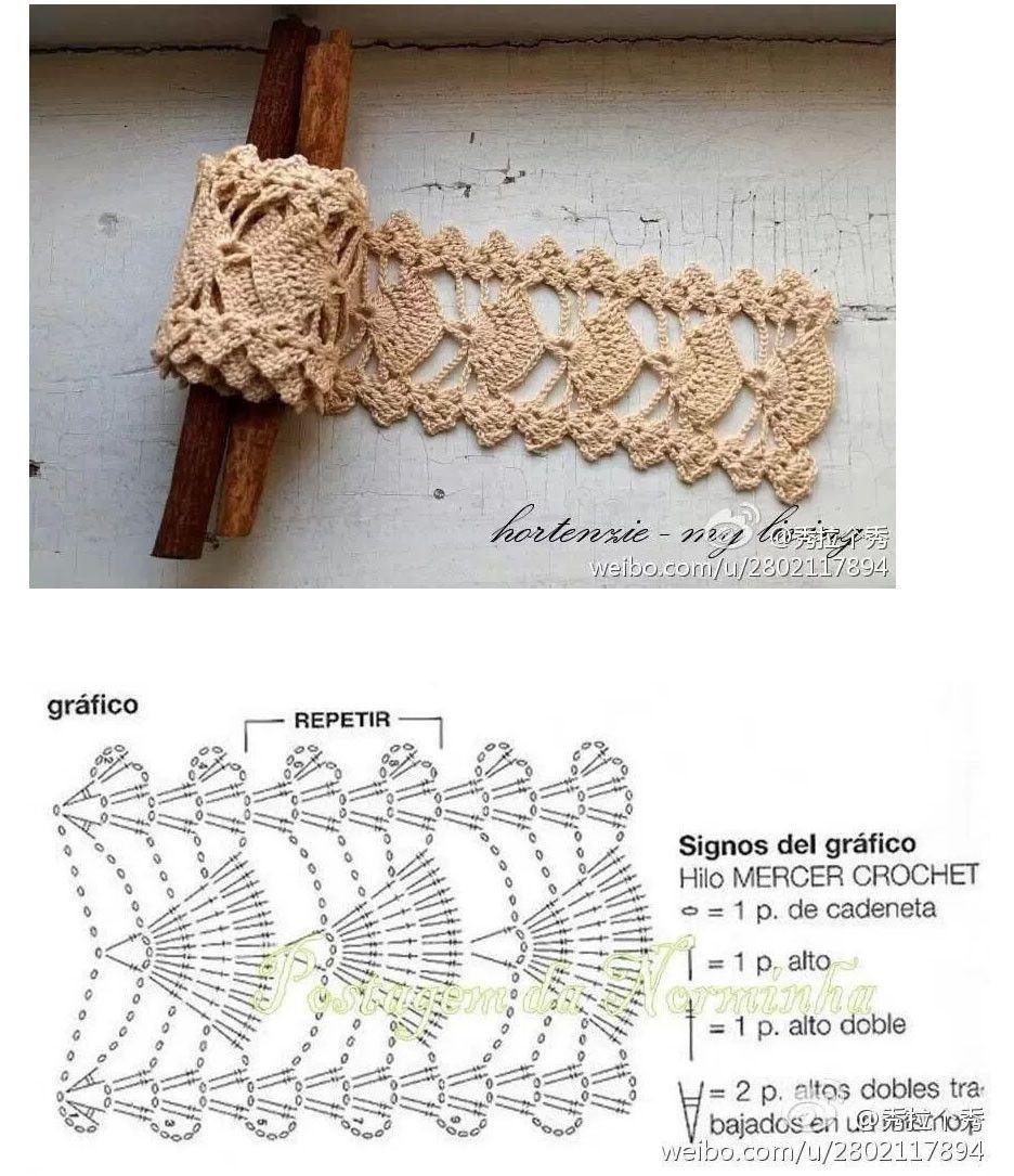 图片-chw052300 | Como fazer | Pinterest | Ganchillo