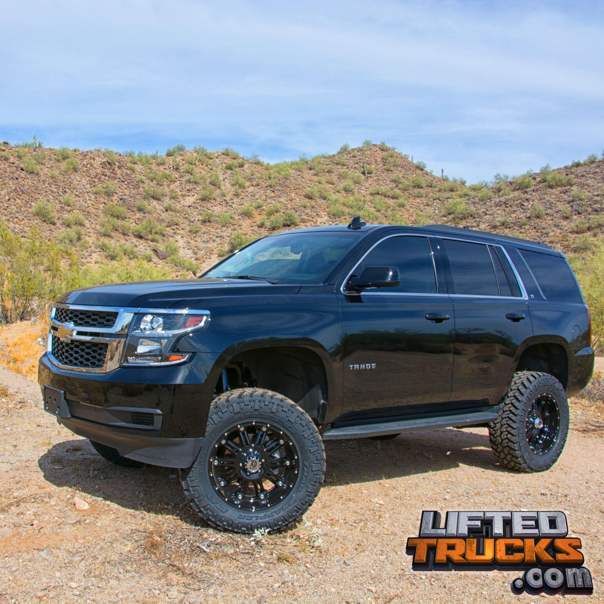 Used Gmc Diesel Pickup Trucks: Lifted Trucks Built Chevy Tahoe 4x4!