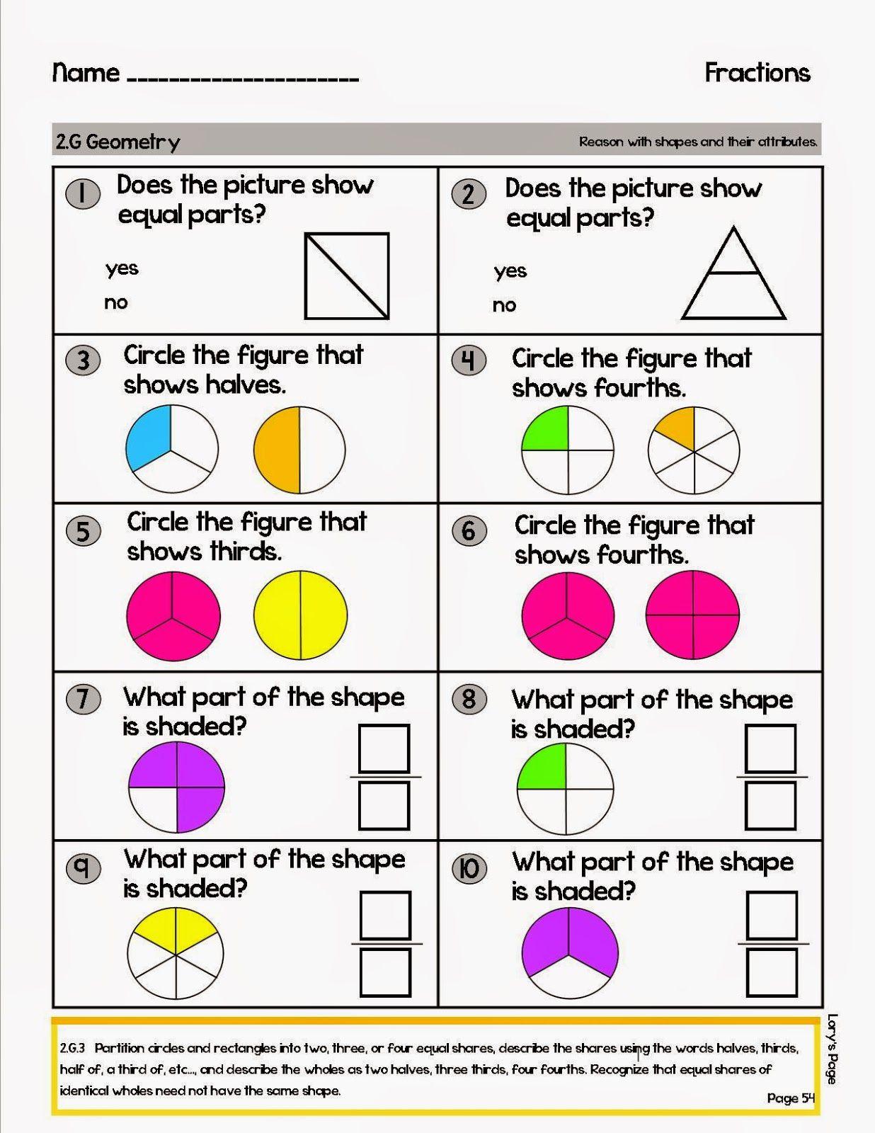 Testing Our Cc Math Standards Math Standards Math First Grade Worksheets [ 1600 x 1236 Pixel ]
