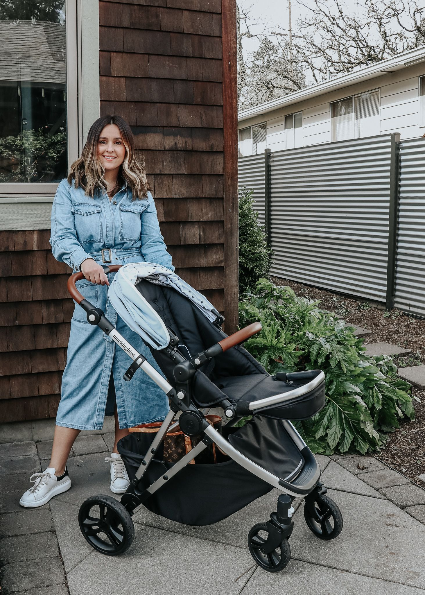 Mockingbird Stroller Review + Video Walk Through