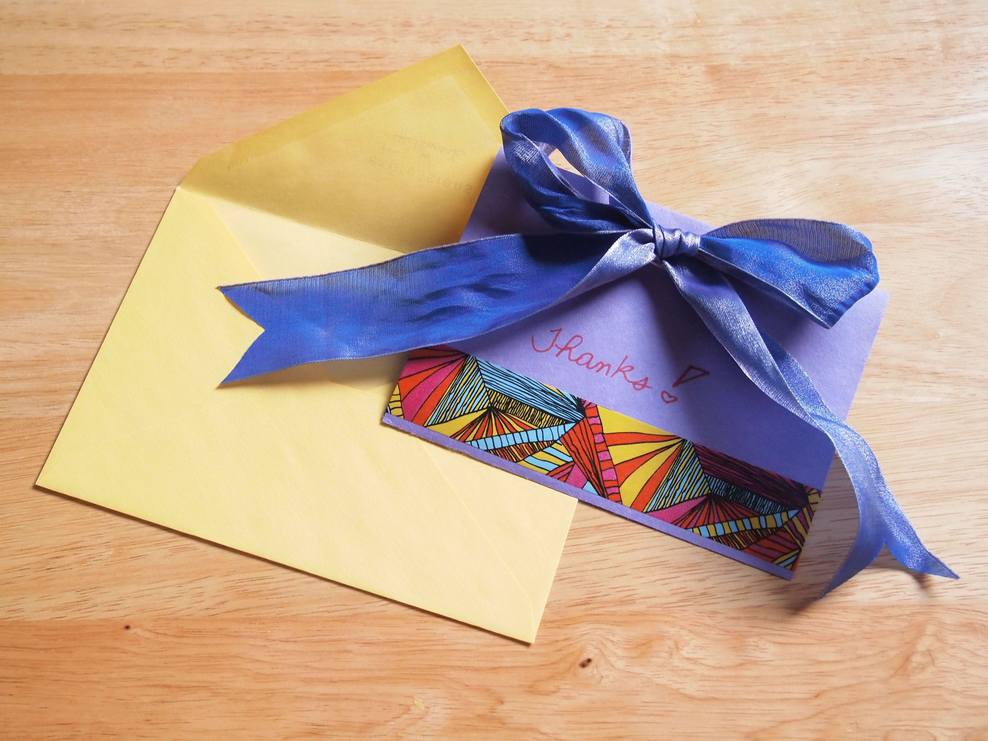 Make A Greeting Card Handmade Greetings