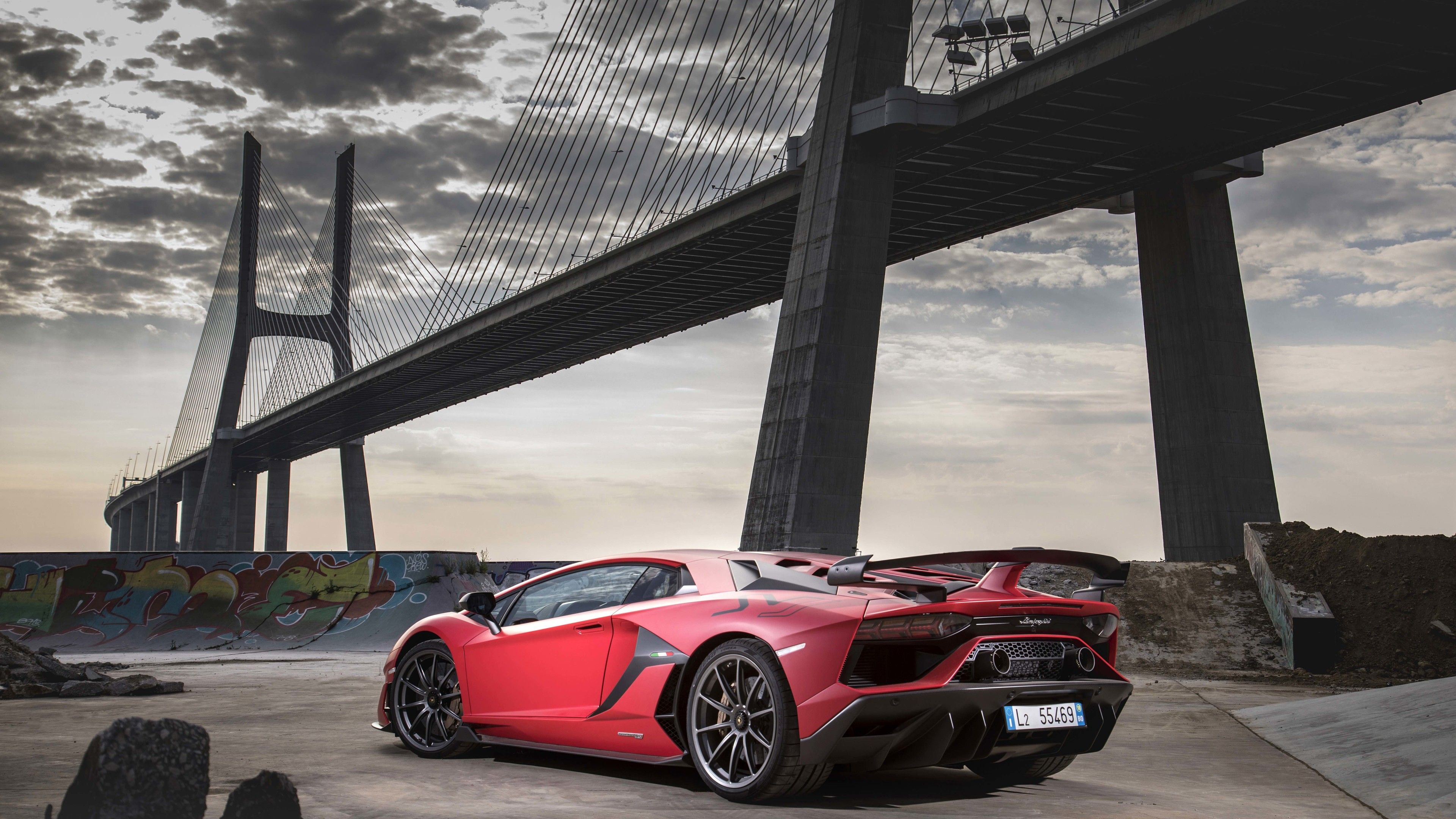 Wallpaper 4k 2018 Lamborghini Aventardor Svj Rear 5k 2018 Cars Wallpapers 4k Wallpapers 5k Wallpapers Cars Wallpapers Hd Wallpapers Lamborghini Aventador S Lamborghini Aventador