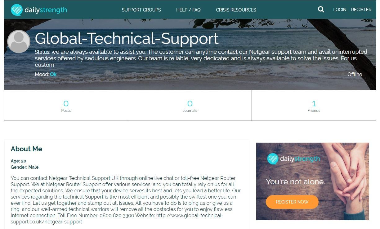 At netgear technical support technicians are experienced
