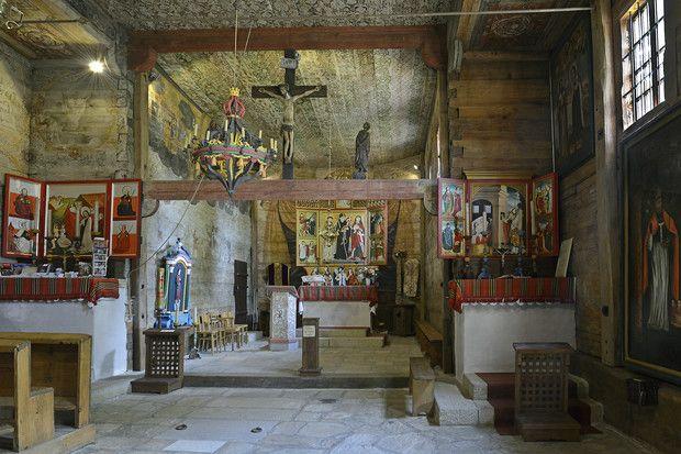 Kościół św. Leonadra, Lipnica Murowana