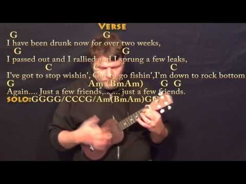 Pirate Looks At 40 Jimmy Buffett Ukulele Cover Lesson With