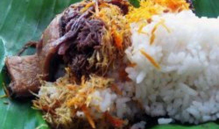 Resep Nasi Krawu Gresik Resep Resep Makanan Bayi Resep Masakan