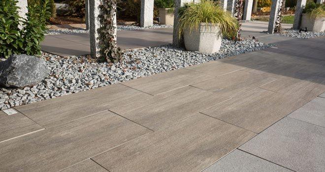 Uhl ceramics terrassenplatten gro format xxl for Garten pool xxl
