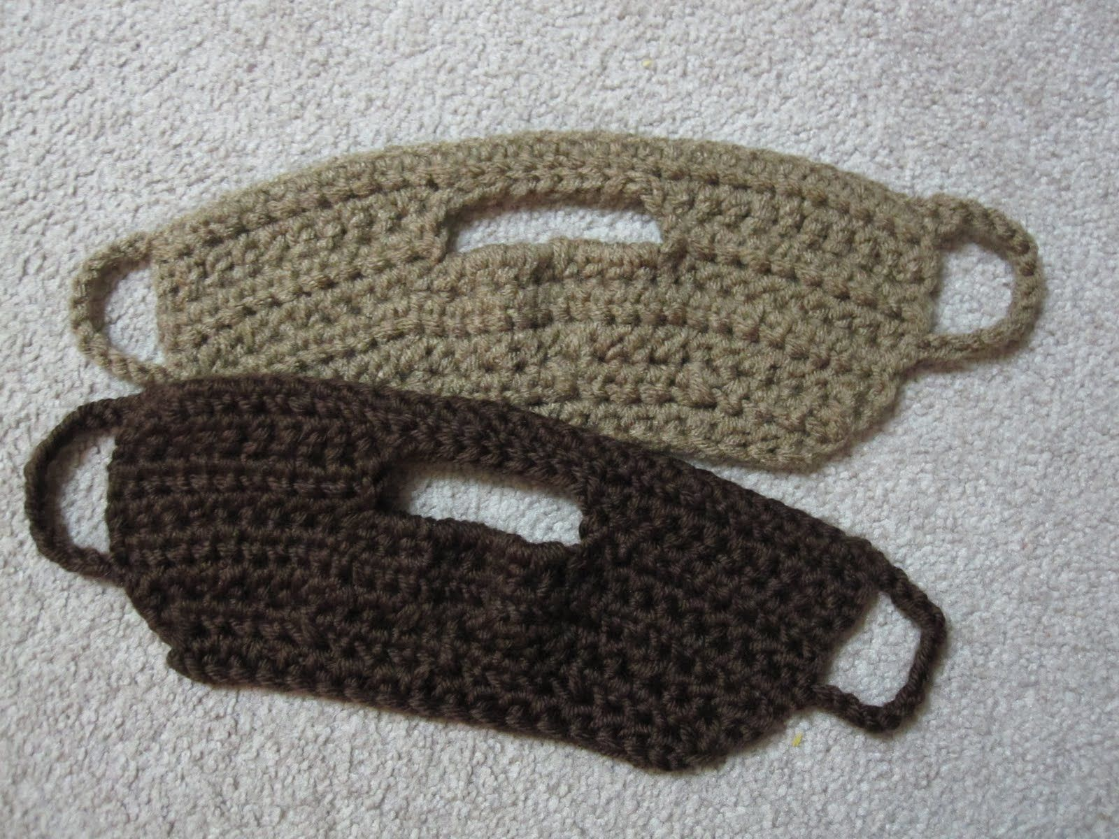 Crochet Beard Pattern Diy Crafts And Crochet Pinterest Crochet