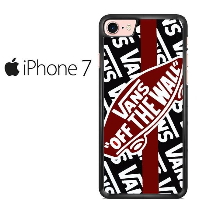 Vans Off The Wall Skate Shoes Iphone 7 Case Ipod Touch 6 Cases