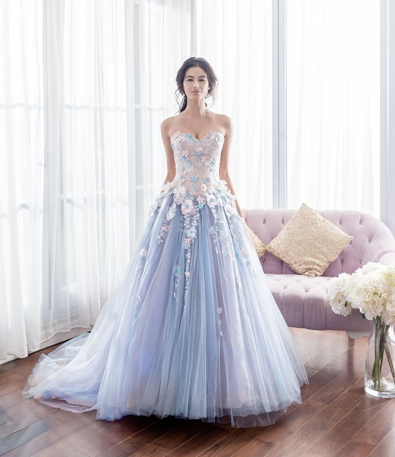 Simple Wedding Dress Hong Kong: Fairy Tale Gowns Created For