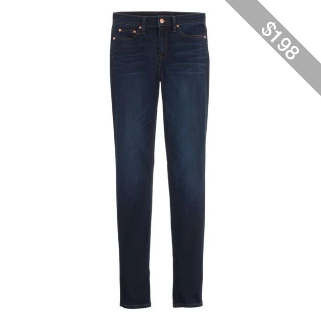 J.Crew Point Sur Hightower Skinny Jean