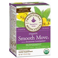 Organic Smooth Move Tea Peppermint Peppermint 16 bags Pack of 2 -- Read more  at the image link. Note: It's an affiliate link to Amazon.
