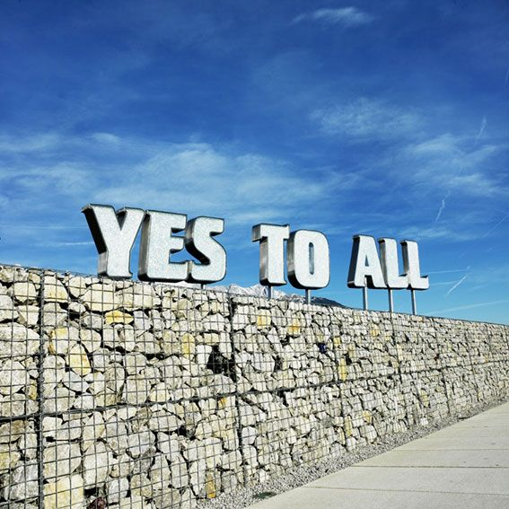 yes to all by