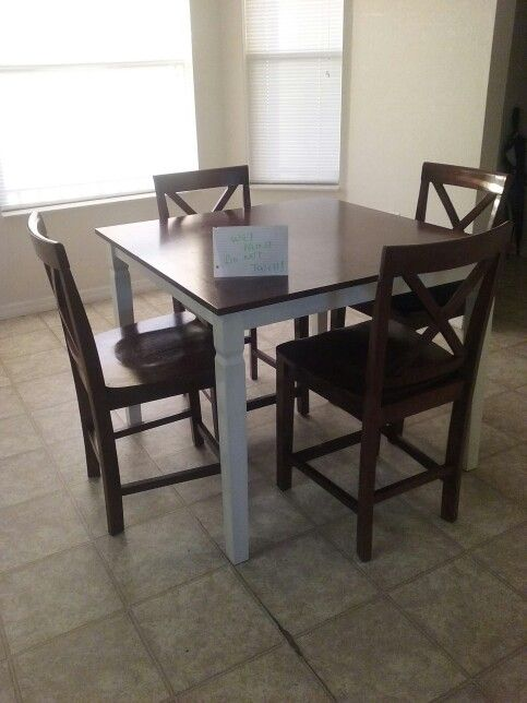 Dining Table Upgrades