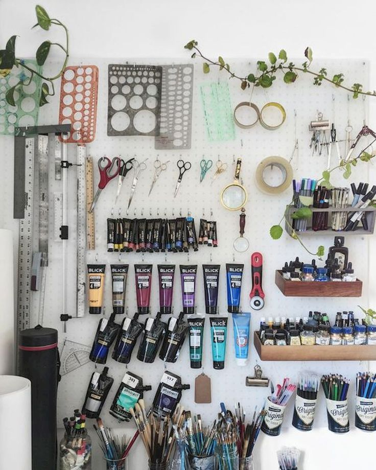 Photo of 60 Most Popular Art Studio Organization Ideas and Decor – Merys Stores