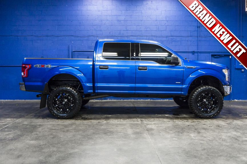 Nwms Delivers 2015 Ford F150 Supercrew Cab Xlt Pickup 4d 5 1 2 Ft Buy Online Delivered To Your Home With 3 Day R Trucks Lifted Trucks 4x4 Trucks For Sale