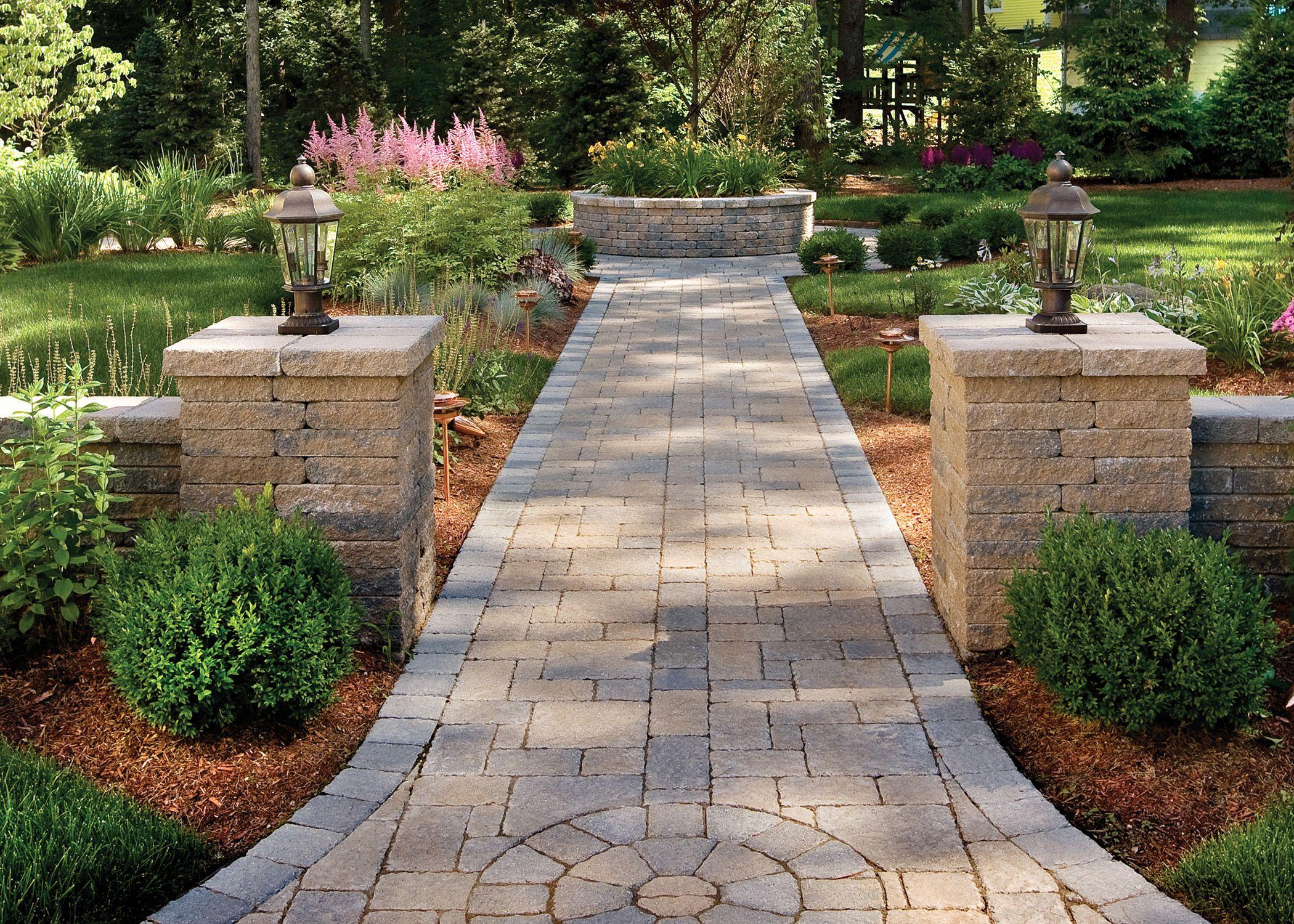 Walkways brick flooring and nice designs for Home walkway ideas