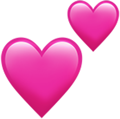 Freetoedit Love Heart Pink Emoji Emojisticker Emoticon