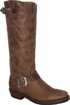 """Star Boot Tobacco Engineer Boots 14"""" W8511"""