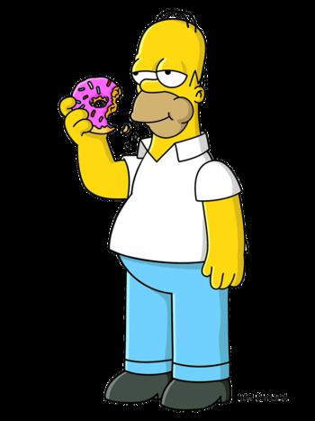 Homer Simpson Los Simpson Png Personajes De Los Simpsons Dibujos De Los Simpson