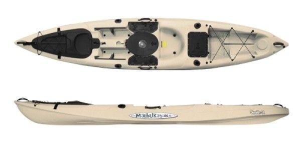 Malibu stealth fishing kayak review kayaking boating for Fishing kayak review