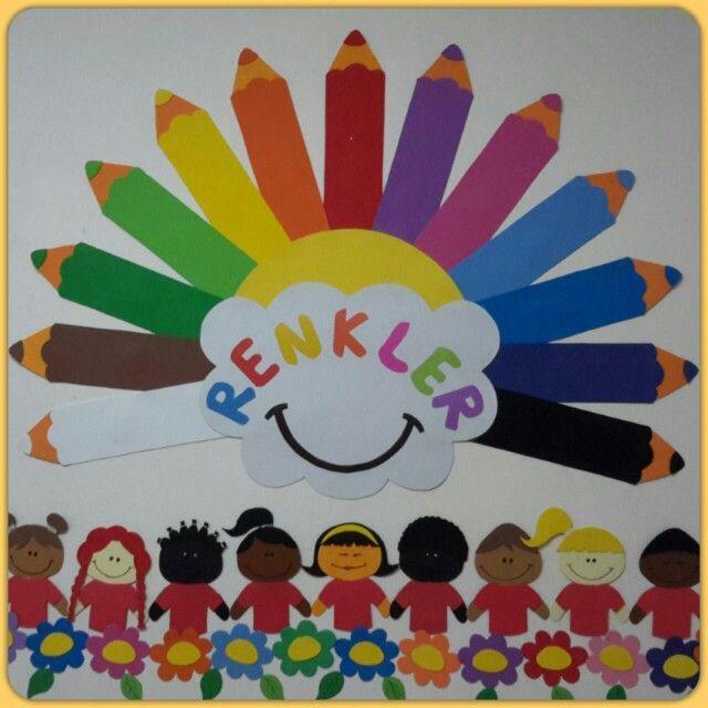 Colors Funnycrafts Preschool Color Crafts Preschool Crafts