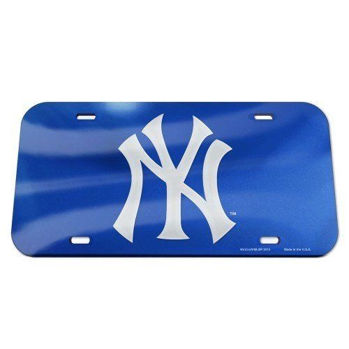 118712021b2 New York Yankees Crystal Plate – 460 Sports