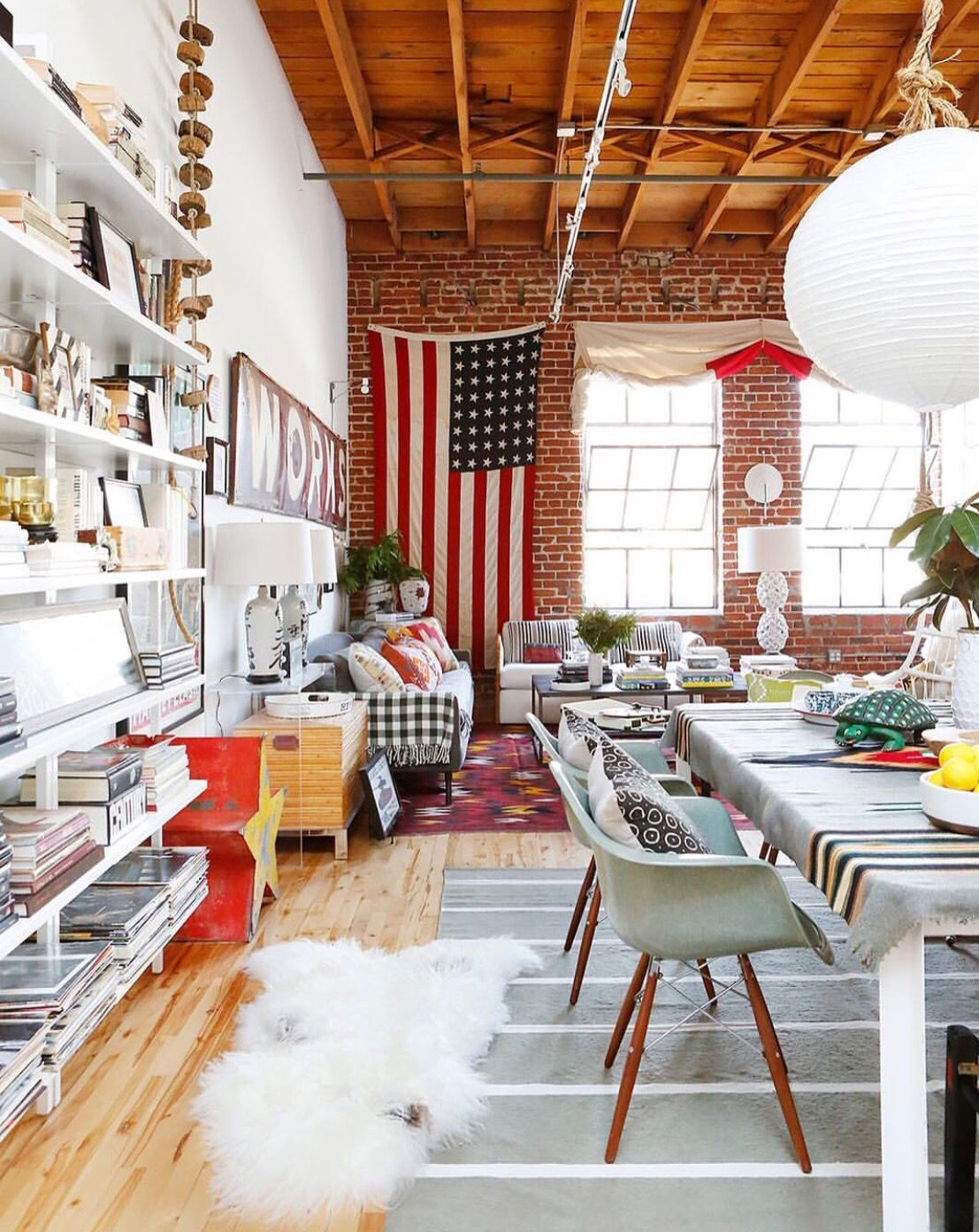 Pin by Clair Pomponi on Future House Loft design, Home