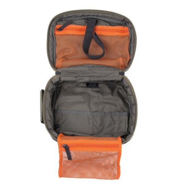 The Track Jack Toiletry Organiser is exactly what it sounds like it is, a toiletry bag that keeps your shampoo, toothbrush, fragrant soaps and ornate sponges in one place. Great for traveling, this handy bag can easily be hung in the shower and includes all the pockets you could desire. The handy mesh pockets keep your bag fresh and to help you easily find that bottle of massage oil when you need it in a hurry.