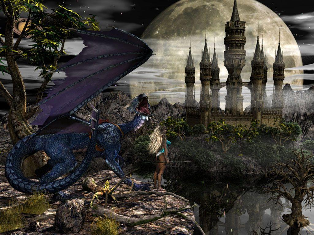 Fantasy wallpaper and backgrounds fantasy art design for 3d art wallpaper