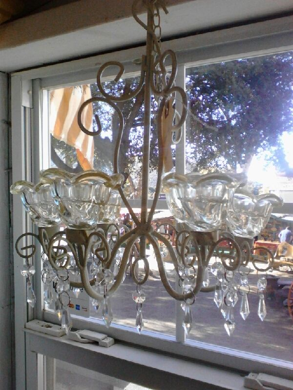 Beautiful Candle Chandeliers For Your Home Or A Gift Available In