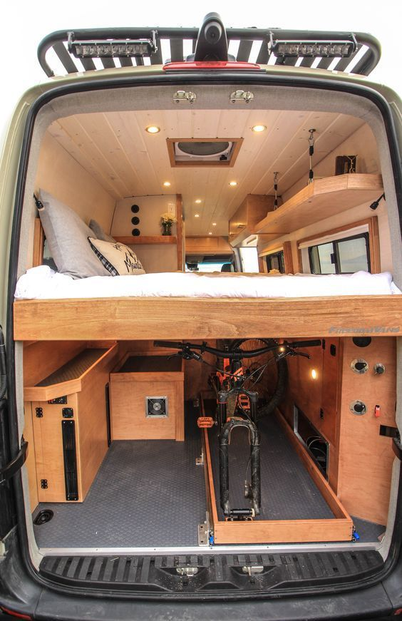 Photo of Fitz Roy – Freedom Vans 170 Sprinter Van Conversion