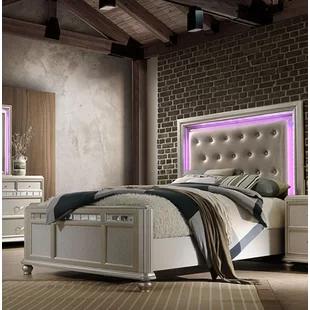 Lighted Headboard Beds You'll Love in 2019 Wayfair