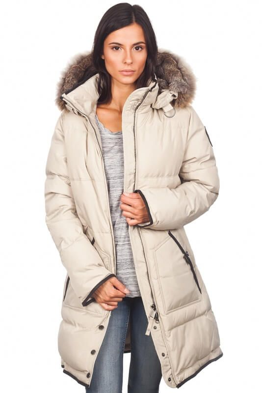 8c37f23ca17 Cougar Jacket in Sand by Pajar